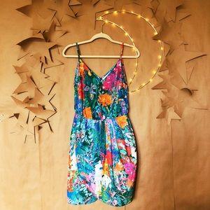 ✨ Amanda Uprichard Watercolor Mini Dress ✨